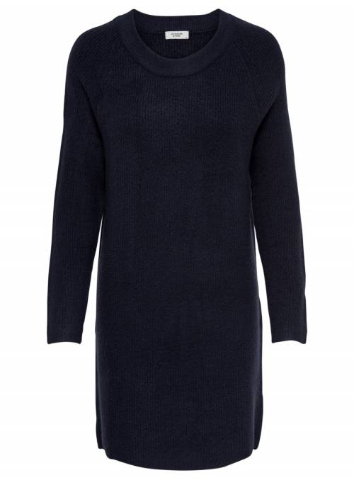 DRESS KNIT BLUE