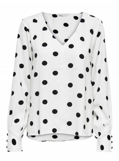 BLOUSE DOTS