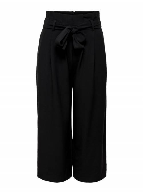 PANTS FEM WOV PL63/VI32/EA5 - BLACK -