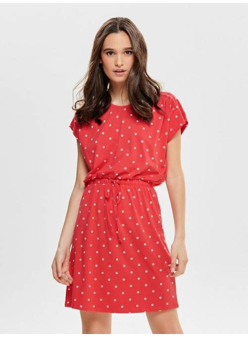 DRESS RED DOT