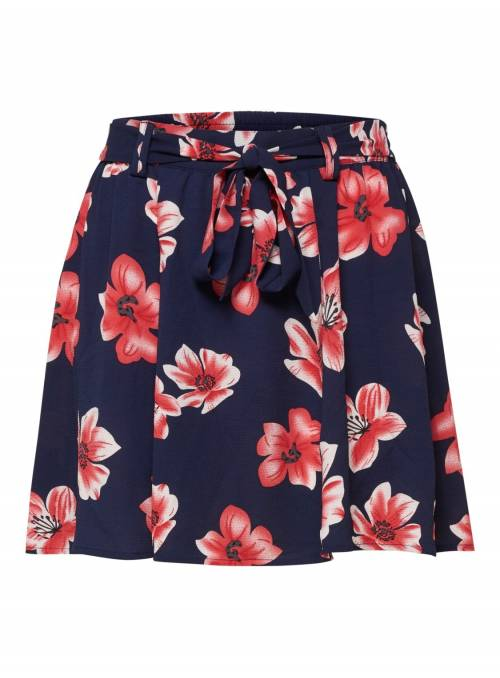 SKIRT FEM WOV PL97/EA3 - BLUE - BERLIN F